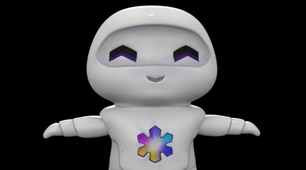 IUBI é o robô que usa inteligência artificial para melhorar o tratamento de crianças com doenças crônicas (Foto: Divulgação)