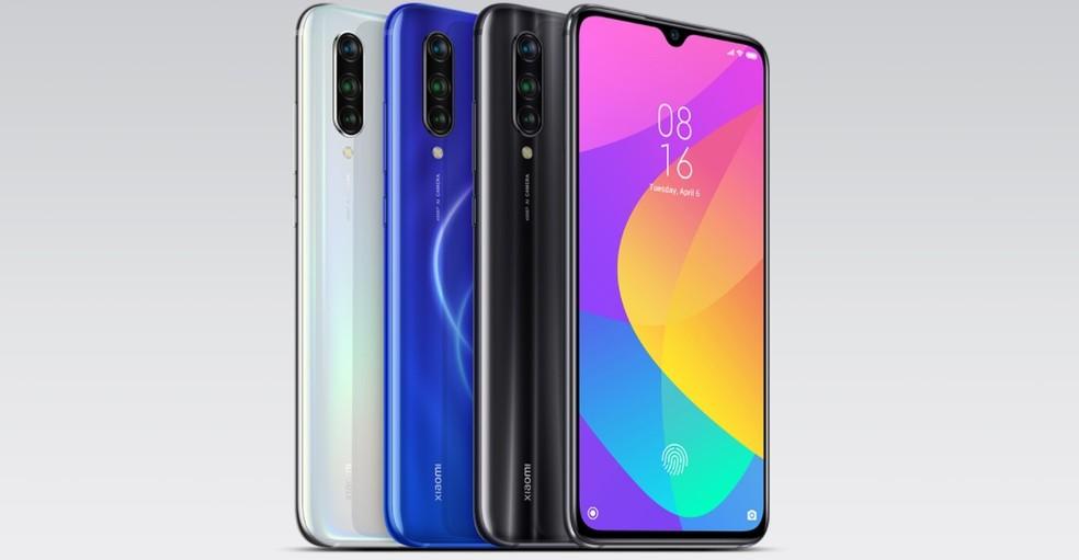 Mi 9 Lite foi anunciado no mercado global em outubro de 2019 — Foto: Divulgação/Xiaomi