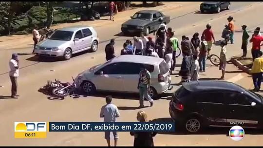 Moradores pedem mudanças em avendida violenta de São Sebastião