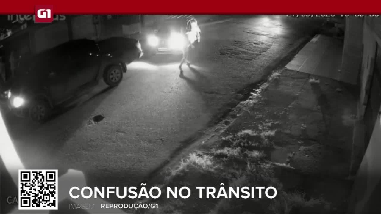 G1 em 1 Minuto RO: PM é atacado com facão e tem mão parcialmente decepada em Porto Velho