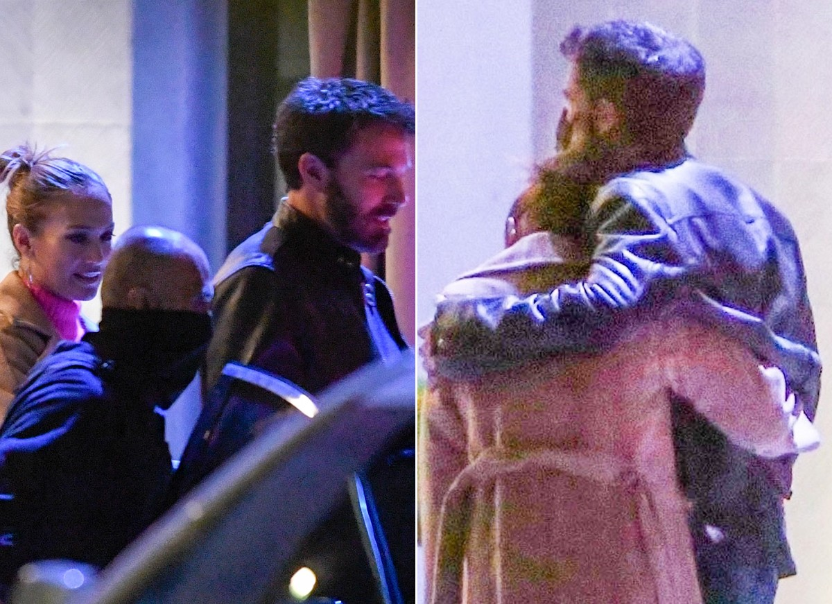 Jennifer Lopez e Ben Affleck são clicados abraçadinhos em restaurante - Quem | QUEM News