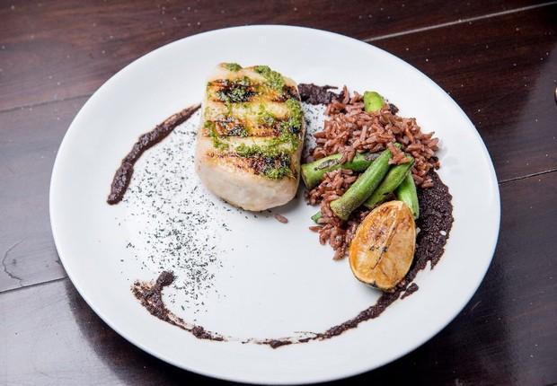 Restaurante Bio, em São Paulo, Brasil (Foto: Reprodução/Facebook)