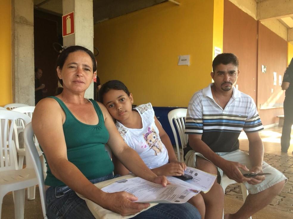 Casa da família foi destruída pela lama; mãe e filha ficaram sem documentos — Foto: Tahiane Stochero/G1