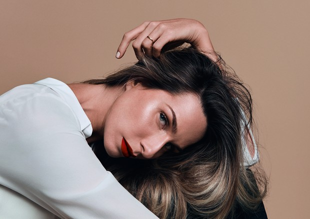 Mariana Weickert (Foto: Henrique Martins/Arquivo Vogue)