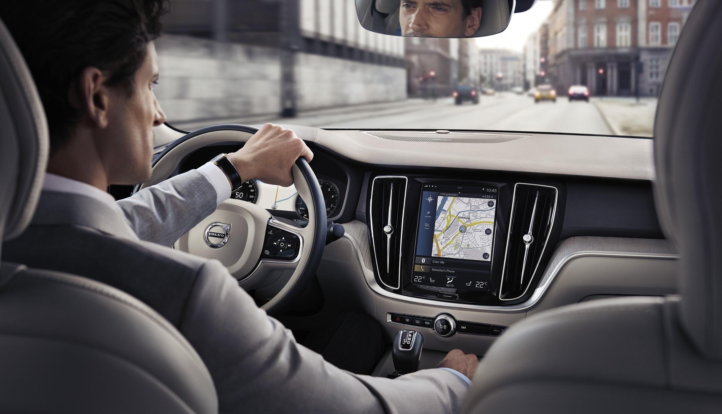 Conectividade intuitiva é destaque no S60, um modelo focado em tecnologia - Notícias - Plantão Diário