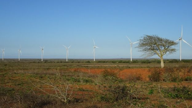 Planning helps contain social and environmental damage to wind farms (Photo: MARILIA BARROS)