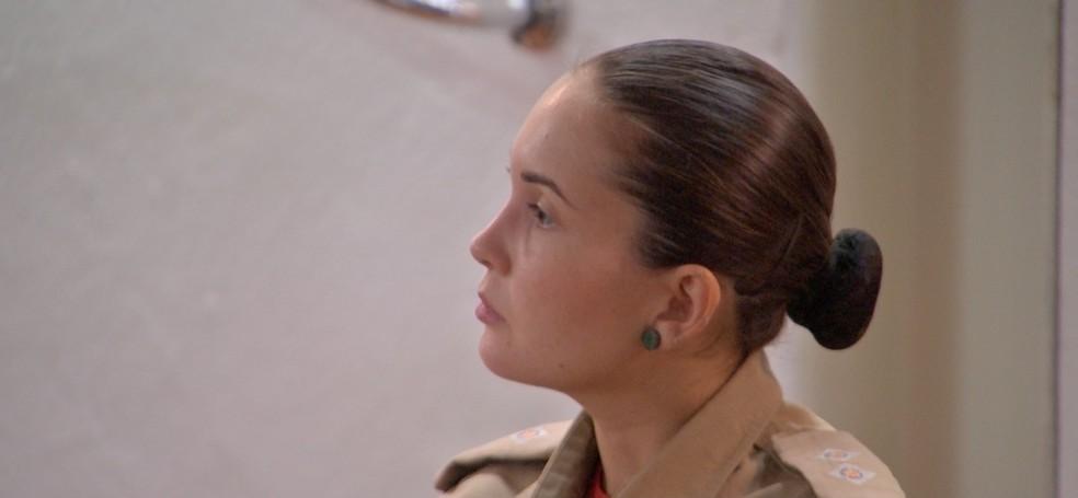 Izadora Ledur — Foto: TV Centro América