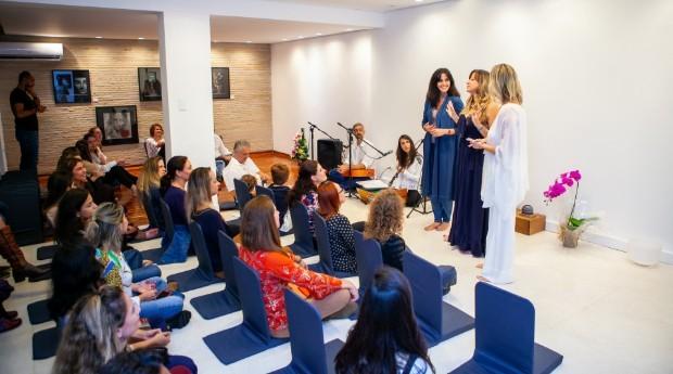 Aula do Meditation 4 You (Foto: Divulgação)