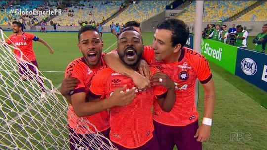 Athletico volta a decidir vaga no Maracanã, mas sem quarteto da Sul-Americana