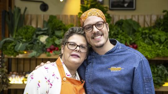Rosbife com Farofa de Ovos: Receita da Mãe de Fábio Porchat