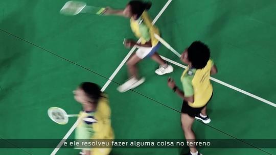 Gerações de Valor: Raquetes, petecas e um sonho realizado no Rio de Janeiro