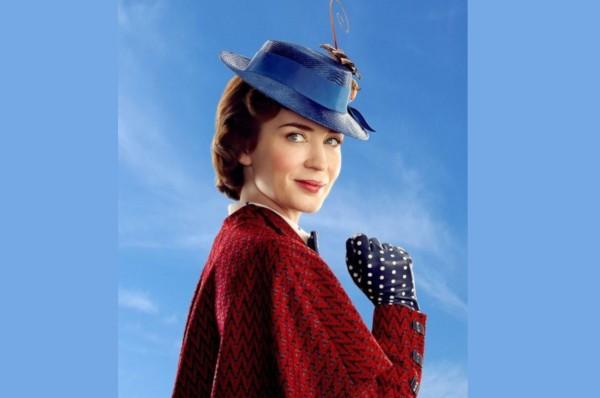 Emily Blunt em 'Mary Poppins Returns' (Foto: Divulgação)