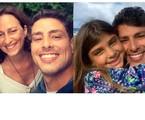 Sofia, filha de Cauã Reymond e Grazi Massafera, paritipou do filme 'Pedro', de Lais Bodanzky e protagonizado pelo pai | Reprodução