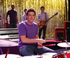 Cory Monteith em 'Glee' | Reprodução