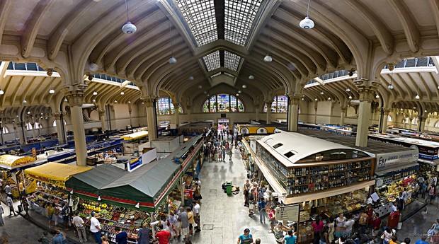 Mercado Municipal de SP (Foto: Divulgação)