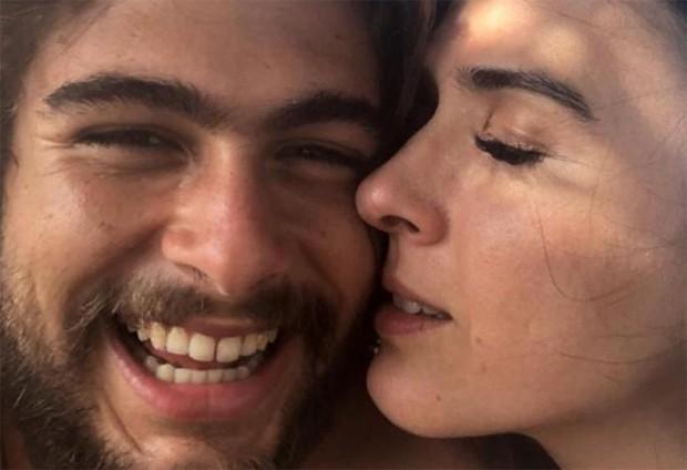 Rafael Vitti e Tatá Werneck (Foto: Reprodução / Instagram)