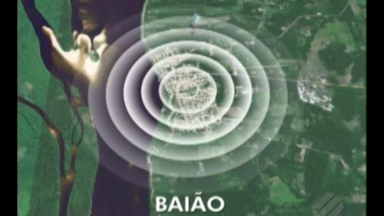 Tremor de terra assusta população de Baião, no Pará