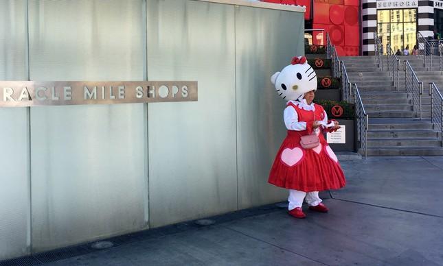 Hello Kitty em Las Vegas