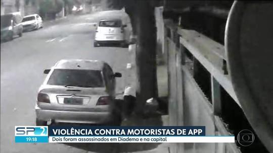 Polícia procura pistas dos assassinos de dois motoristas de aplicativo em SP