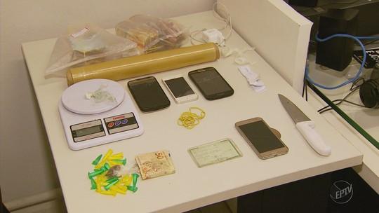 Operação do MP e polícia prende nove pessoas por tráfico de drogas no Sul de MG e SP