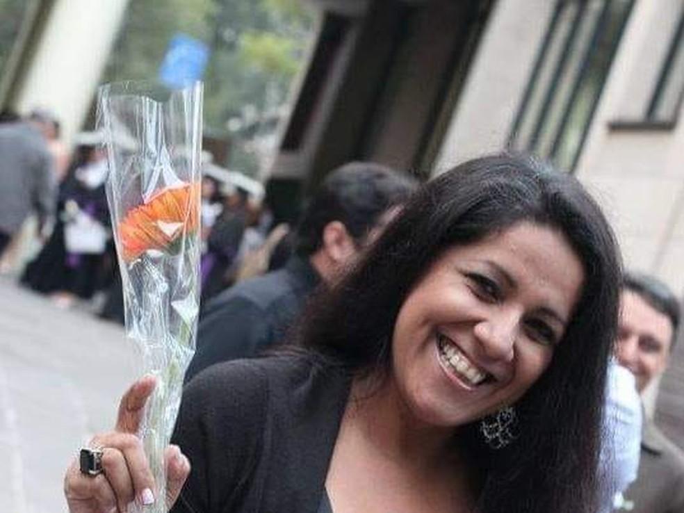 Joselita Felix foi morta pelo ex-companheiro em 2019 — Foto: Facebook/Reprodução
