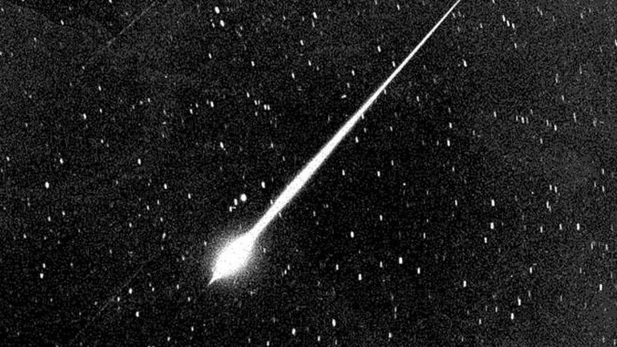 Chuva de meteoros poderá ser vista na Paraíba na madrugada desta quinta-feira (6)