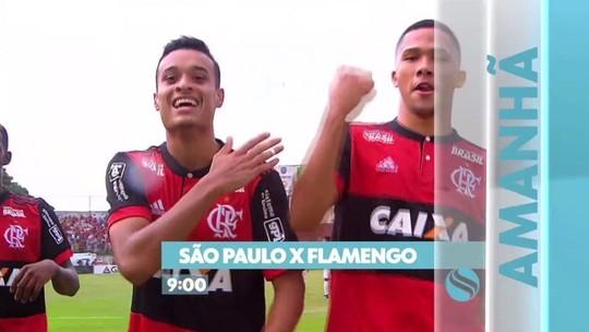 TV Sergipe transmite a final da Copa São Paulo de Futebol Júnior nesta quinta, 25
