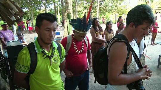 Decisão de Prefeitura em fechar turmas deixa crianças indígenas sem aula em aldeias, no Pará
