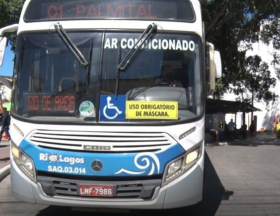 Moradores de Saquarema, RJ, podem pagar metade do valor da passagem de ônibus com cartão do Tarifa Solidária