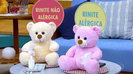 Rinite: conheça os tipos e quais os tratamentos