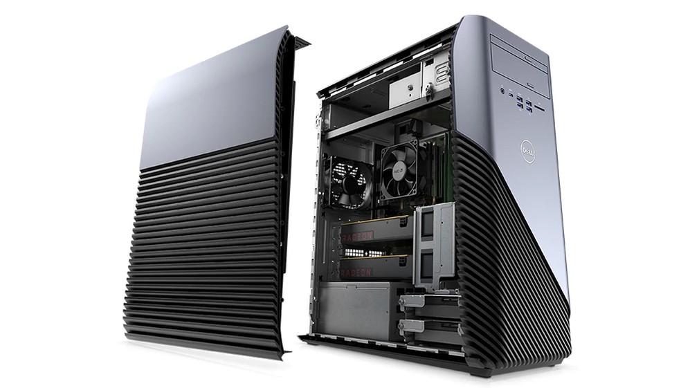 PC Gamer Inspiron da Dell tem configurações potentes ou intermediárias (Foto: Foto: Divulgação/Dell)
