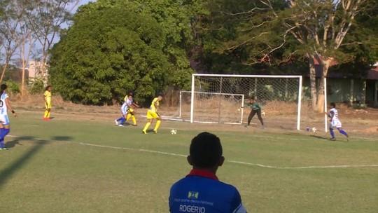 Copa Batom: Tiradentes-PI atropela com 11 a 0; veja resultados da primeira rodada