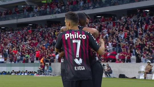 Atlético-PR valoriza jogo efetivo e poder de marcação na vitória contra o Cruzeiro