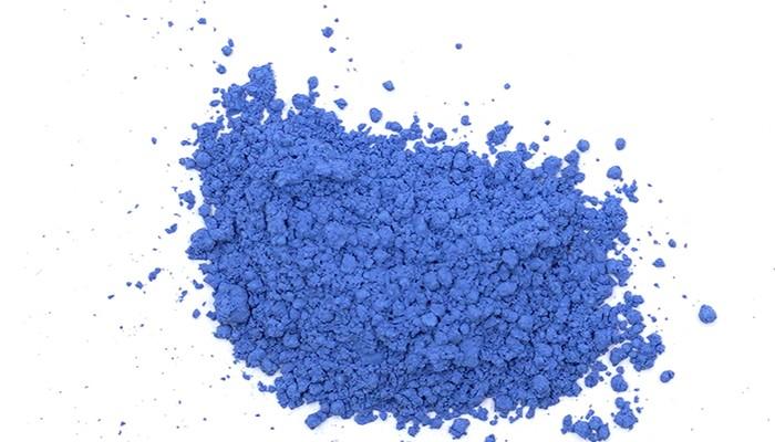 Pigmento azul foi o mais caro usado durante o período medieval europeu, chegando a custar tão caro quanto o ouro  (Foto: Divulgação)