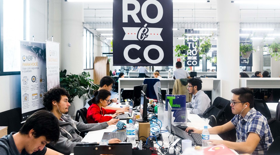 Coworking: unidade da PLUG em Pinheiros reúne startups e profissionais autônomos (Foto: Divulgação)
