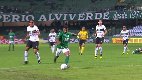 Melhores momentos: Coritiba 0 x 2 Guarani pela 34ª rodada do Campeonato Brasileiro