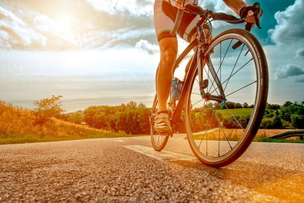 Ciclistas são os mais atingidos pela síndrome entre os homens, diz médico (Foto: iStock Getty Images)