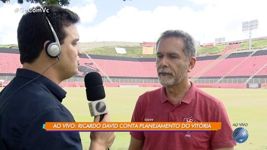 Ricardo David revela contato por Escudero e Neto Baiano e indica saída de Uillian Corrêa