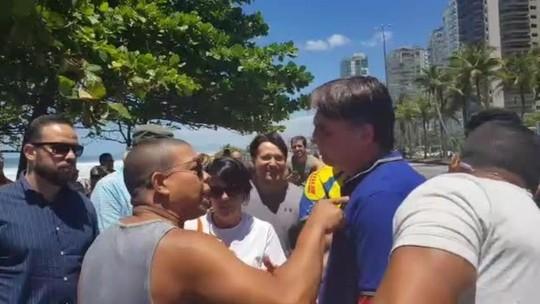 'Ele vai dar explicações', diz Bolsonaro sobre ex-assessor do filho citado em relatório do Coaf