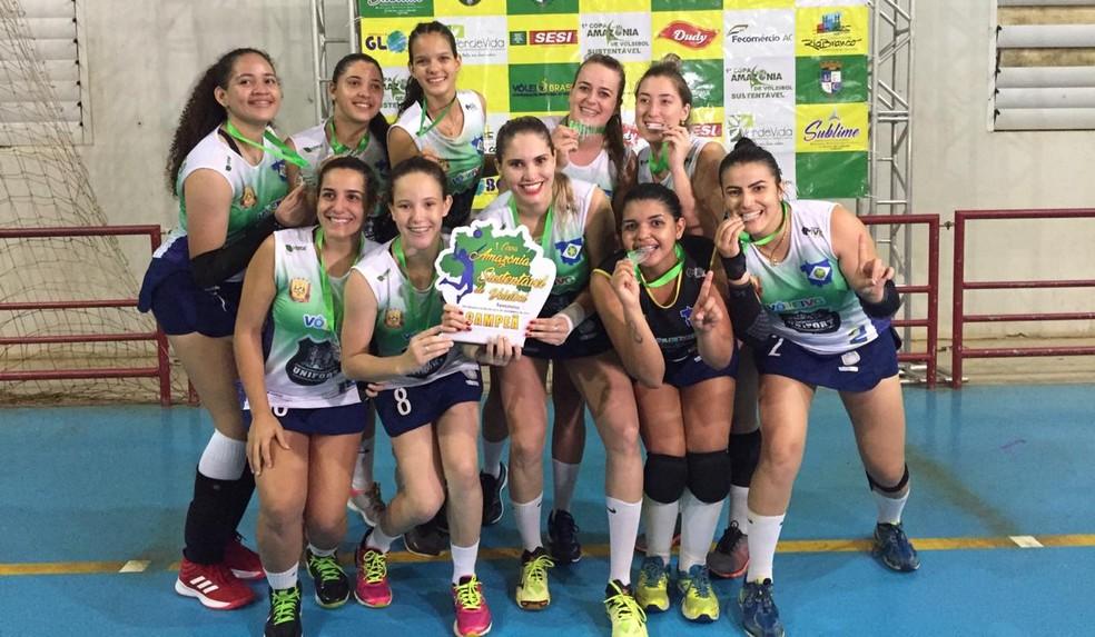 Competição será realizada na categoria feminina e masculina — Foto: Divulgação/Feav