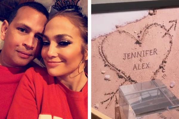 Alex Rodriguez e Jennifer Lopez confirmaram o fim de seu noivado nesta quinta-feira (15) (Foto: Reprodução / Instagram)