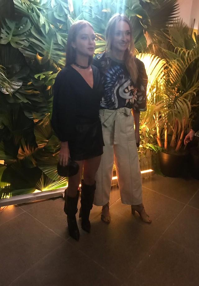 Marina Ruy Barbosa marca presença em evento de moda em São Paulo (Foto: Vogue Brasil)
