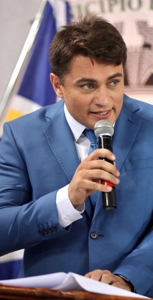 Covid-19: prefeito de Araguari é internado em Uberlândia