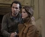 Keri Russell e Matthew Rhys em cena de 'The americans' | Reprodução