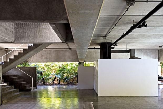 Casa Gerassi, por Paulo Mendes da Rocha (Foto: Leonardo Finotti)