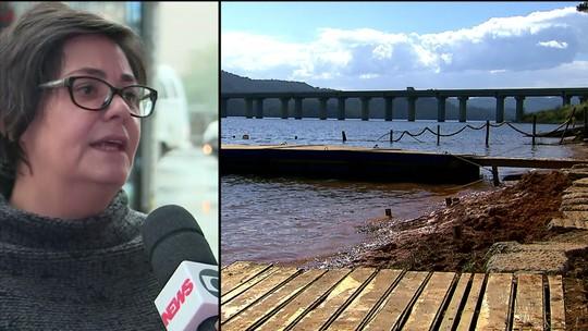 Cantareira 'perde' 1,1 bilhão de litros de água por dia desde abril