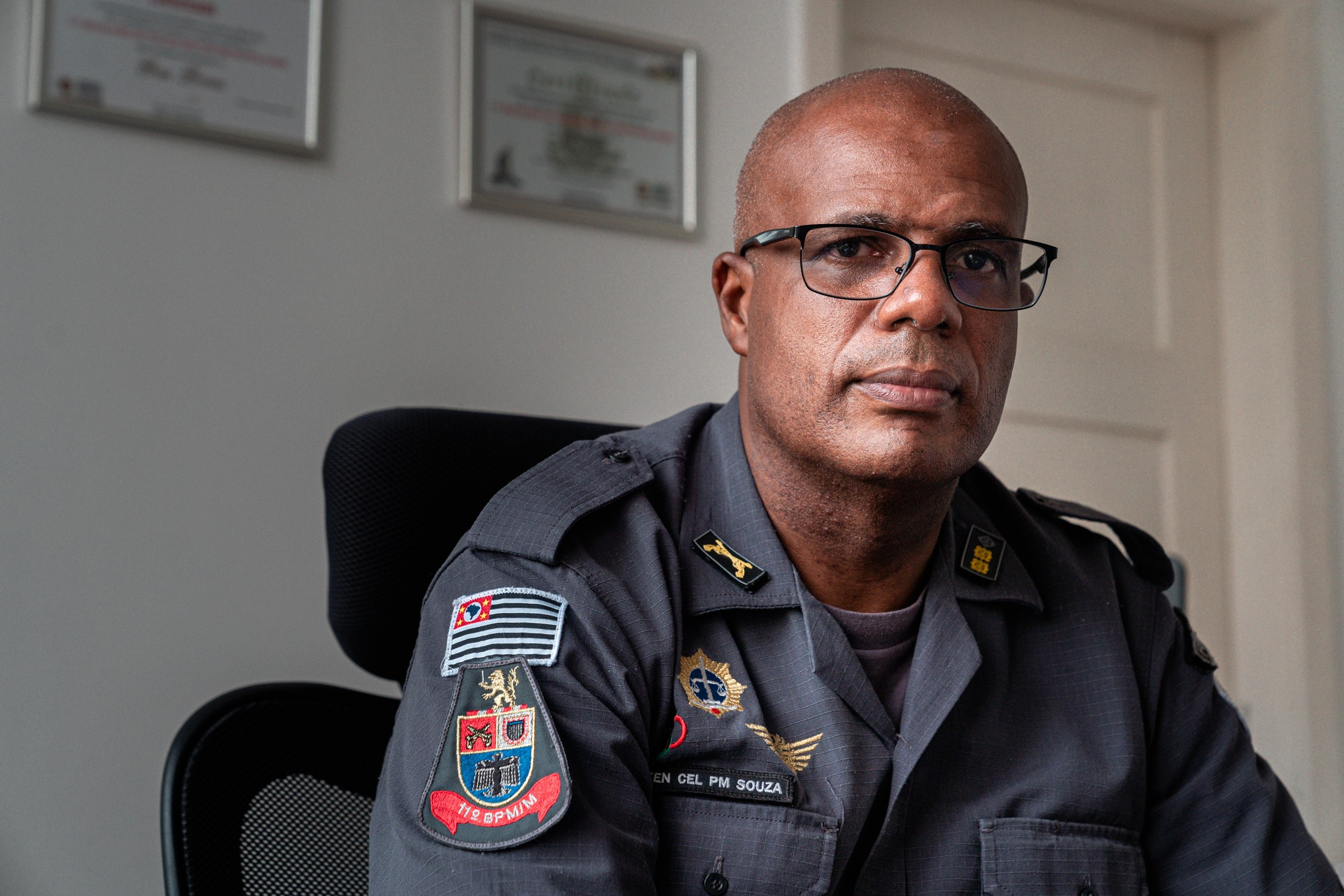 Coronel negro reformula manual da PM de SP para combater racismo: 'não será tolerado'