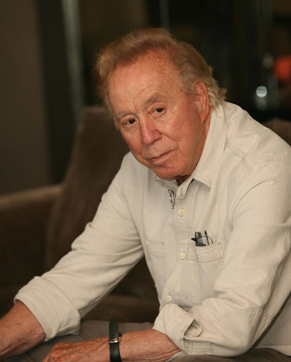 O arquiteto americano John Portman (Foto: Divulgação/Site oficial)