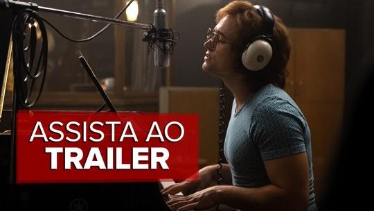 Cenas de sexo gay em 'Rocketman', filme sobre Elton John, são cortadas na Rússia