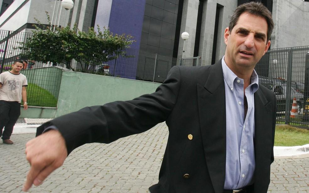 Flávio Maluf, em foto de 2006 — Foto: Clayton de Souza/Estadão Conteúdo